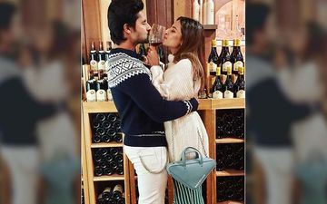 Sargun Mehta Pens Down A Sweet Message On Her Husband Ravi Dubey's  Birthday
