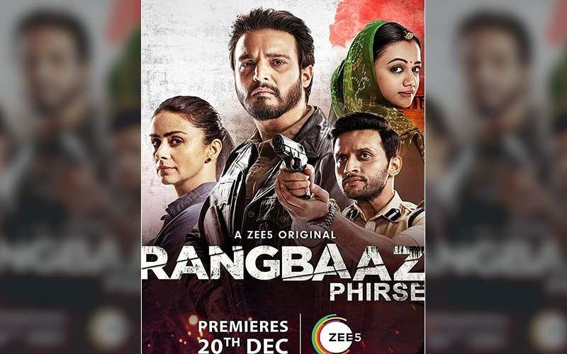 Rangbaaz Phirse: Check Out Spruha Joshi As Rukmini Revealing A Secret About Her Gangster Husband