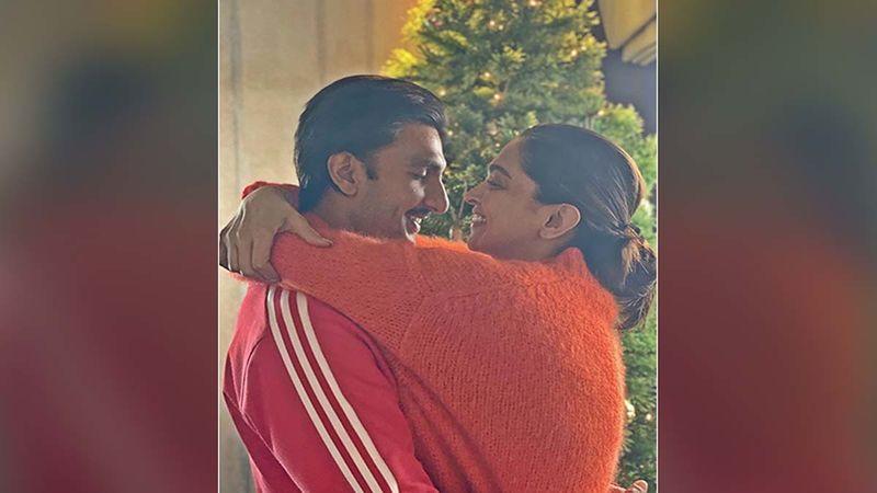 Christmas 2019:  Deepika Padukone And Ranveer Singh Pose For A Mushy Selfie; Bakes A Wholesome Christmas Cake