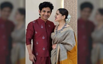 Umesh Kamat And Priya Bapat In A Love Struck Candid Picture Will Melt Your Hearts