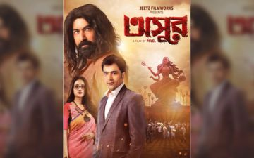 Asur New Poster Starring Abir Chatterjee, Nusrat Jahan And Jeet Released