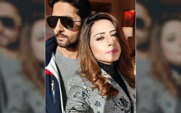 Sargun Mehta And Ravi Dubey's Sun Kissed Picture Will Add Cheer To Your Day