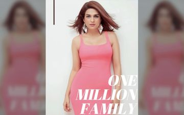 Panther Actress Shraddha Das Thanks Her 1 Million Followers On Instagram