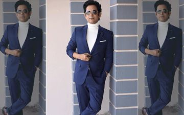 Umesh Kamat's Dapper Look For 'Dada Ek Good News Ahe' Is The Look Of The Season