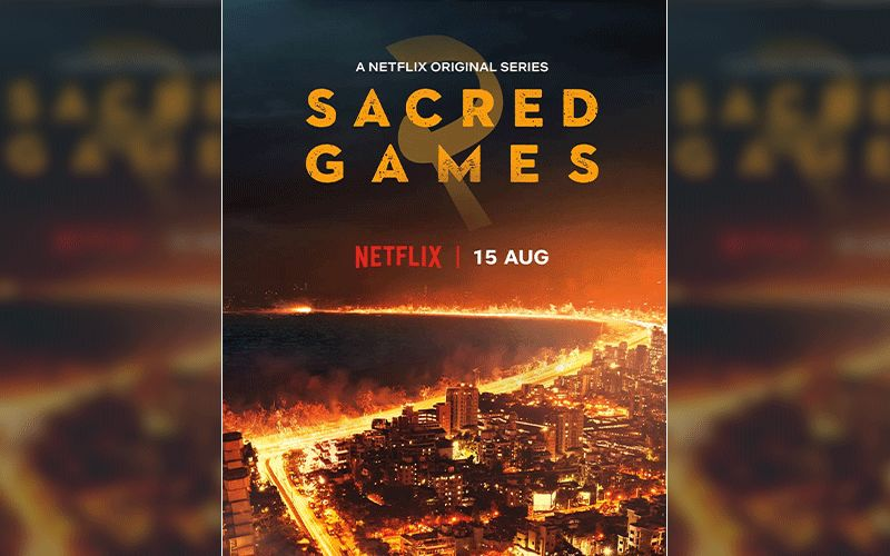 Sacred Games 2: Ganesh Gaitonde In The Book Vs. The Show