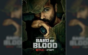 Drop All Your Weekend Plans, Netflix Original Bard Of Blood Is Out Today