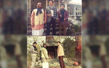 Srijit Mukherji Shares First Look Of Feluda Pherot On Instagram