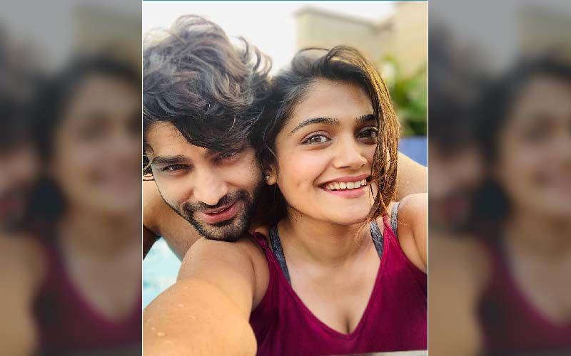 Isha Keskar And Rishi Saxena's Couple New Year Celebration Melts Our Heart