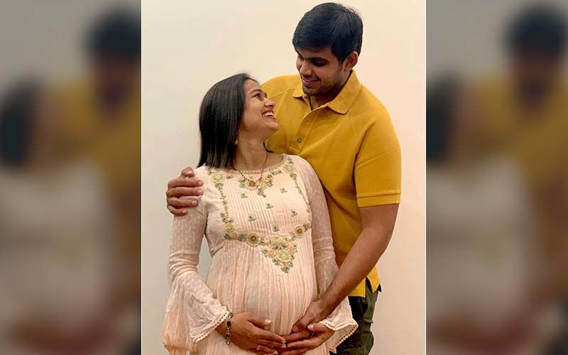 Wrestler Babita Phogat Announces Her Pregnancy; Shares A Pic Flaunting Her Baby Bump With Husband Vivek Suhag