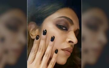 Deepika Padukone Fusses Over Her New Manicure; Gives Fans A Glimpse Of Her Well-Painted Nails