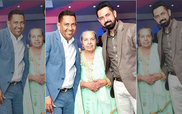 Gippy Grewal Wishes Mom On Her Birthday With An All Smile Insta Pic