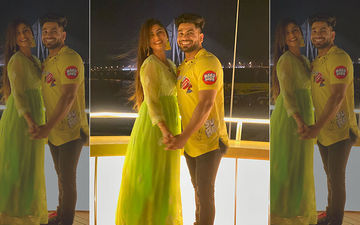 Shiveena: Shiv Thakrey Surprises Veena Jagtap On Her Birthday, Catch A Glimpse Of Their Romantic Evening