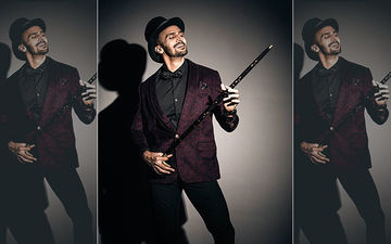 Bhushan Pradhan Steals The Show In This Hot Charlie Chaplin Style Look