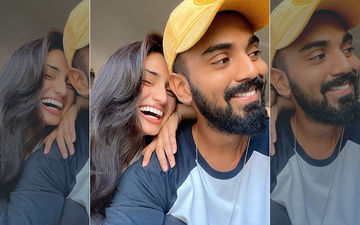 Indian Cricketer KL Rahul And Athiya Shetty's Candid Pics Are All Things Adorbs; They Look Too Cute For Words