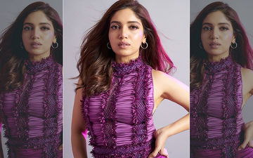 Bhumi Pednekar Is Growing Her Own Greens During Lockdown; Check Out Mindblowing Pics Of #PednekarKePed