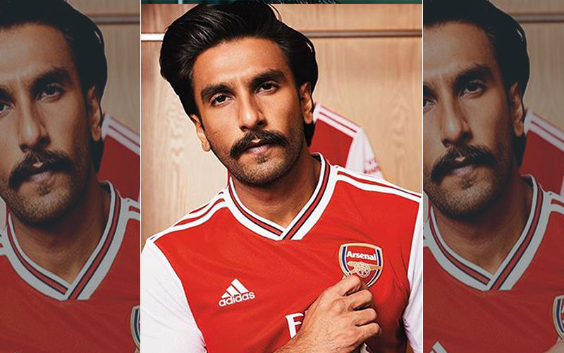 Ranveer Singh Looks Like A Total Eye Candy In His Recent Photoshoot