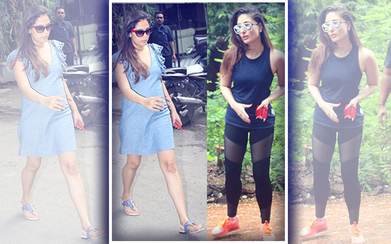 Mira Rajput & Kareena Kapoor's Monday Afternoon In Pictures