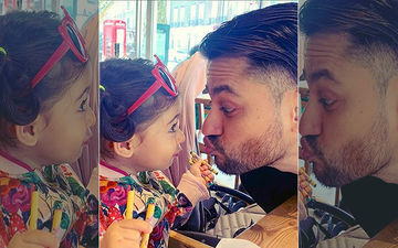 Soha Ali Khan Shares An Adorable Picture Of Kunal Kemmu Teaching Daughter Inaaya How To Pout