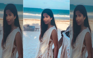 Birthday Girl Katrina Kaif Shares Picture From Her Mexico Vacay; Actress Sizzles In A White Bikini