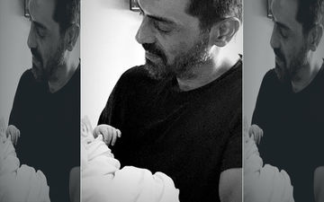 Arjun Rampal's Girlfriend Gabriella Shares FIRST Glimpse Of Their Newborn Baby