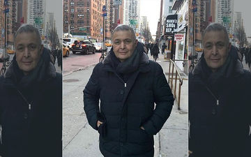 Can You Believe That Rishi Kapoor Has Completed 10 Months In New York Already?
