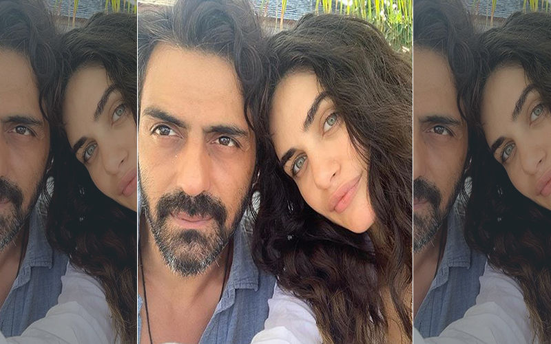 Arjun Rampal's Girlfriend Gabriella Demetriades Brutally Trolled For Dating The Actor