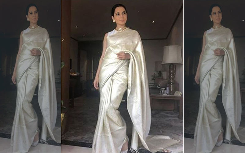 Kangana Ranaut Believes In Swachh Bharat Campaign And Says That The Change Comes From Within: Watch Video