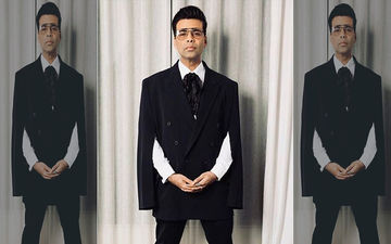 "Karan Johar Sarcastically Gives It Back To A Troll Making Fun Of His Sexuality; Calls Him ""The Most Prolific Voice On Twitter"""