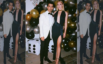 Joe Jonas Celebrated His 30th Birthday With Jonas Family- Nick, Priyanka, Sophie, Kevin A La James Bond Style