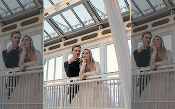 YouTuber Felix Kjellberg Aka PewDiePie Marries His Longtime Girlfriend Marzia Bisognin