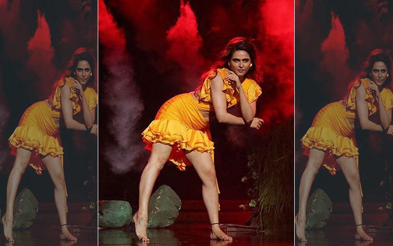 Nach Baliye 9 Contestant Madhurima Tuli Trolled For Calling Mohra An 80's Film; Rectifies The Error Later