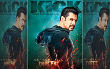 Salman Khan's Cryptic Post Sends His Fans Into A Tizzy As They Assume Kick 2's Release On Eid 2020