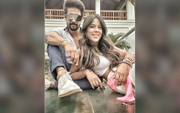 Ravi Dubey's 'Uncomfortable' Kissing Scene Encounter Made Comfortable By Co-Star Nia Sharma