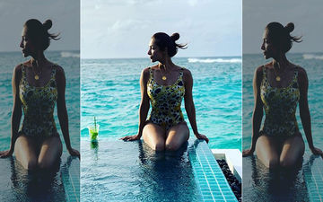 Malaika Arora's Jaw-Dropping Swimsuit Picture Will Give You Perfect Monday Motivation