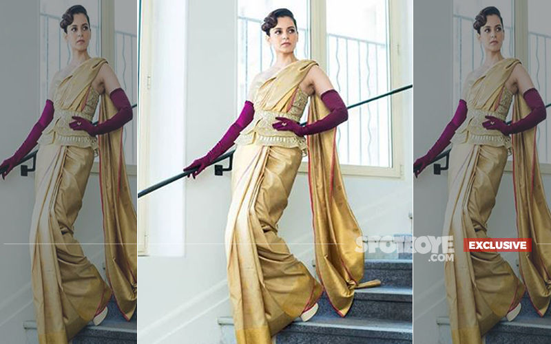 "National Handloom Day 2019: Kangana Ranaut ""Save Thousand Years Old Craft By Being Conscious And Considerate"": EXCLUSIVE"