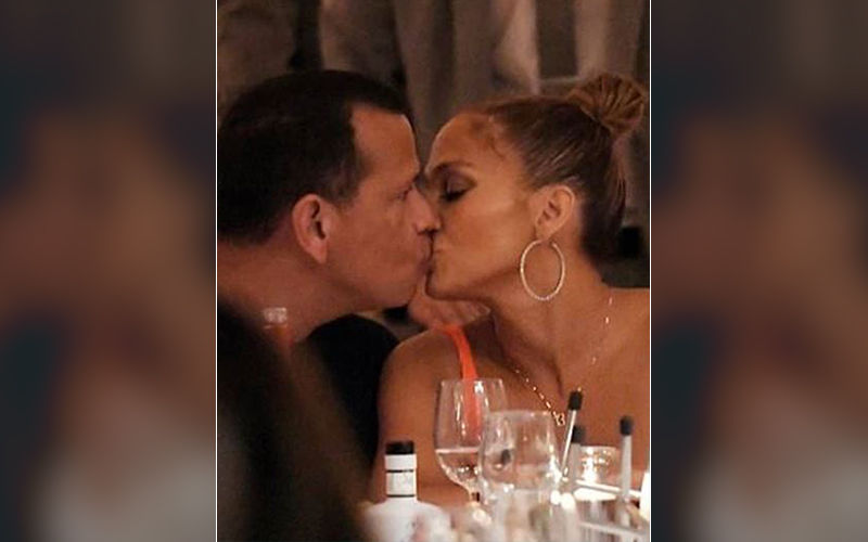 Jennifer Lopez's Steamy Hot Kiss With Beau Alex Rodriguez On Their Saint Tropez Vacation Is All Things LIT