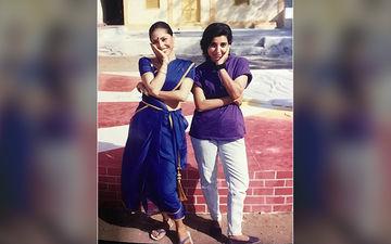 Happy Teachers' Day 2019: Geeta Kapur Shares An Unrecognizable Picture With Her Teacher Farah Khan
