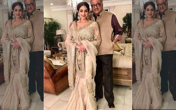 Boney Kapoor Gets Emotional As He Remembers Late Wife Sridevi On Her Birthday; Says 'She's Still Around'