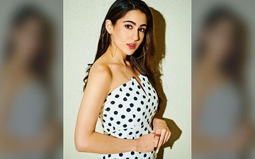 Sara Ali Khan Aspires For Versatility In The Films That She Chooses To Do