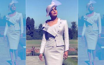 Priyanka Chopra Looks Gorgeous At Meghan Markle's Royal Wedding