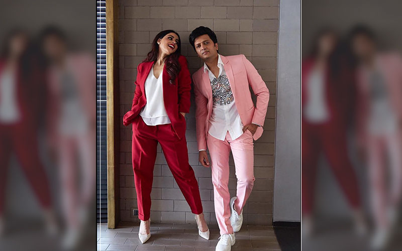 Riteish Deshmukh Turns 41 Today, Here's How Wife Genelia Makes His Birthday Special