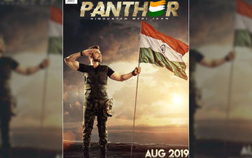 Panther New Poster Released: Actor Jeet Looks Intense as Undercover Agent