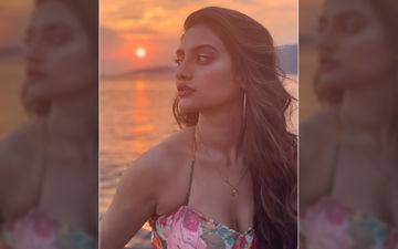 Nusrat Jahan is Looking Fresh As Flower in Her New Picture, See Here