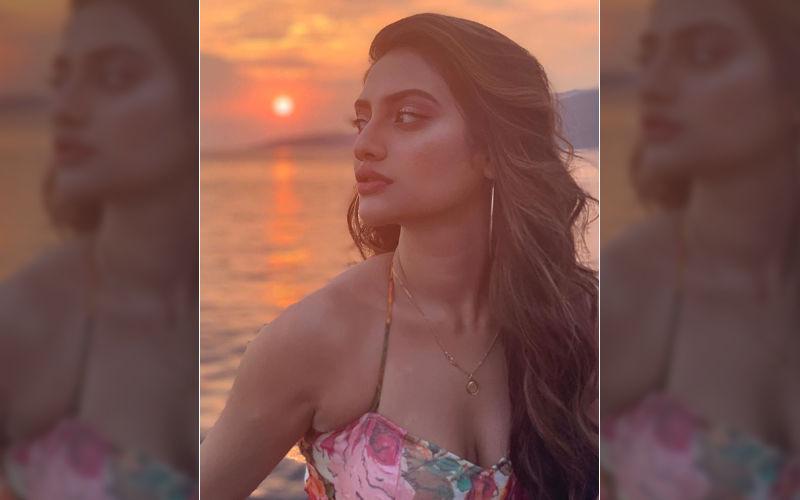 Nusrat Jahan is Looking Fresh As Flower in Her New Picture, See Here