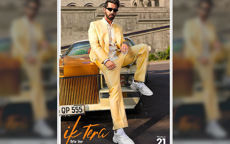 Maninder Buttar Shares The Teaser Of His Upcoming Song 'Ik Tera'
