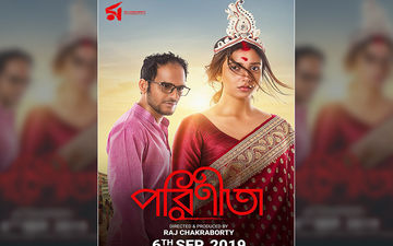 Parineeta: Raj Chakraborty Announces The Release Date of Subhashree Ganguly, Ritwick Chakraborty Starrer Film
