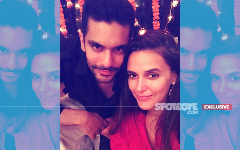 Andar Ki Baat: Neha Dhupia & Angad Bedi Were In Love Since A Year!