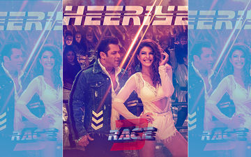 'Heeriye' From Race 3: Salman Khan-Jacqueline Fernandez's Sizzling Chemistry Will Leave You Speechless