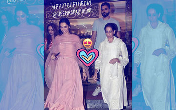 Spotted: Deepika Padukone Buying Jewellery. Is It For Her Big Fat Wedding In November?
