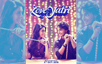 Aayush Sharma And Warina Hussain's Loveratri Is Now Loveyatri. Uff, These Changes In Spellings!